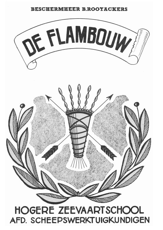 Cover De Flambouw