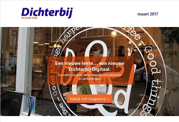 Rabobank Dichterbij maart 2017 cover